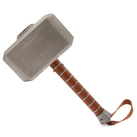 Thor Ultimate Mj 246 Lnir Hammer The Avengers Disney Store