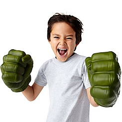 The Incredible Hulk Smash Fists