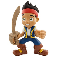 Jake and the Never Land Pirates Jake Talking Figure