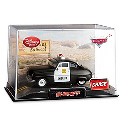 Sheriff Die Cast Car - Chase Edition