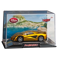 Fabrizio Die Cast Car - Cars 2