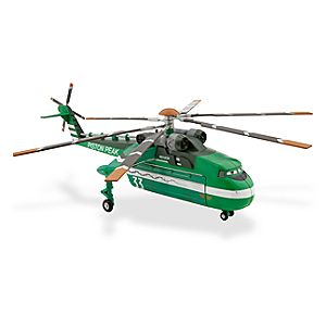 Windlifter Deluxe Die Cast Helicopter - Planes: Fire & Rescue