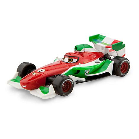 Francesco Bernoulli Die Cast Car - Cars 2