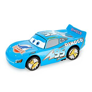 Lightning McQueen Dinoco Die Cast Car - Chase Edition