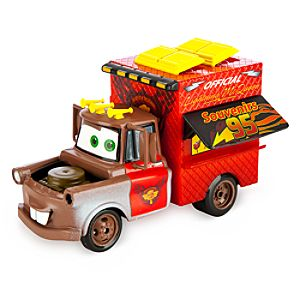 Mater Food Truck Die Cast Car - Chase Edition