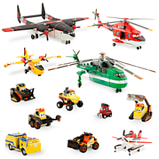 Planes: Fire & Rescue Ultimate Rescue Die Cast Gift Set