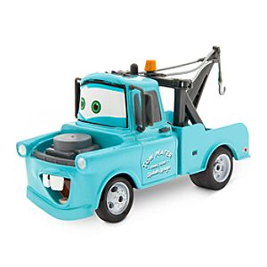 Mater Die Cast Car - Chaser Series