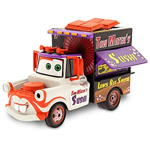 Sushi Mater Die Cast Car - Chaser Series
