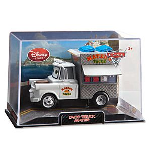 Taco Truck Mater Die Cast Car - Cars 2