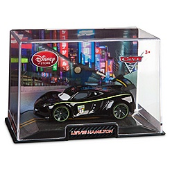 Lewis Hamilton Cars 2 Die Cast Car