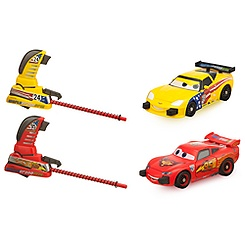 Cars Racer Launching Play Set
