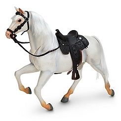 Silver Deluxe Action Figure - The Lone Ranger - 10 1/2''