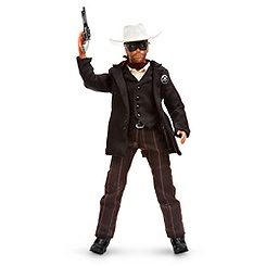 The Lone Ranger Deluxe Action Figure - 12''