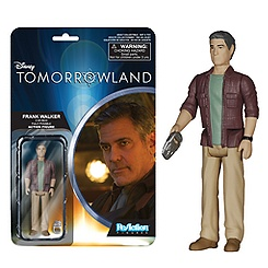 Frank Walker ReAction Figure - Tomorrowland - 3 3/4''