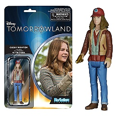 Casey Newton ReAction Figure - Tomorrowland - 3 3/4''