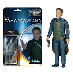 David Nix ReAction Figure - Tomorrowland - 3 3/4''