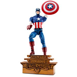 Marvel Select Classic Captain America Action Figure -- 7