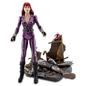 Marvel Select Black Widow Action Figure -- 6 3/4