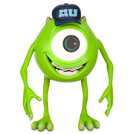 Mike Speak-N-Scare Talking Action Figure - Monsters University