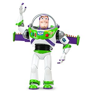 Buzz Lightyear Talking Action Figure - 12''