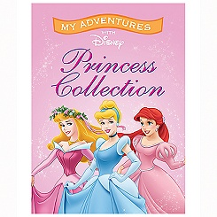 Disney Princess Personalized Book - Standard Format