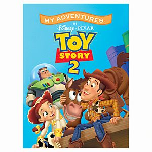 Toy Story 2 Personalized Book - Standard Format