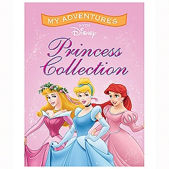 Disney Princess Personalized Book - Large Format