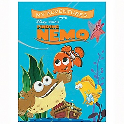 Finding Nemo Personalized Book - Large Format