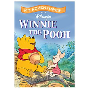Winnie the Pooh Personalized Book - Large Format