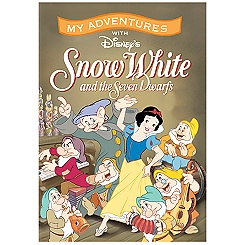 Snow White Personalized Book - Standard Format