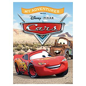 Cars Personalized Book - Standard Format