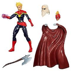 Marvel Legends Infinite Series Action Figure - Captain Marvel - 6'' H