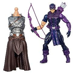 Marvel Legends Infinite Series Action Figure - Hawkeye - 6'' H