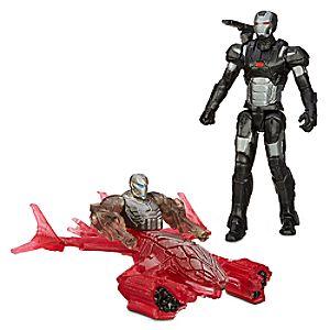 Marvel's Avengers: Age of Ultron Action Figure Set - War Machine Vs. Sub Ultron 006 - 2 1/2''
