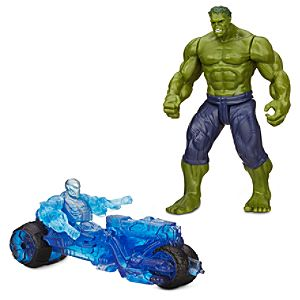 Marvel's Avengers: Age of Ultron Action Figure Set - Hulk Vs. Sub Ultron 003 - 2 1/2''