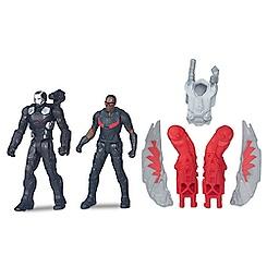 Falcon vs. War Machine Action Figure Set - Captain America: Civil War
