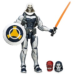 Taskmaster Action Figure - Build-A-Figure Collection - 6''