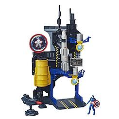 Captain America Bunker Play Set - Captain America: Civil War