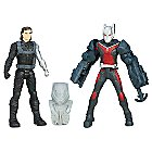 Captain America: Civil War Action Figure Set - Winter Soldier and Ant-Man