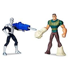 Spider-Man vs. Marvel's Sandman Action Figure Set - Ultimate Spider-Man - 6''