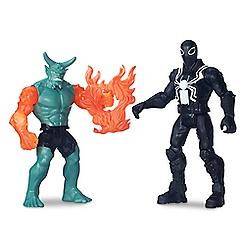 Venom vs. Green Goblin Action Figure Set - Ultimate Spider-Man vs. Sinister Six