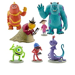 Monsters, Inc. Figure Play Set