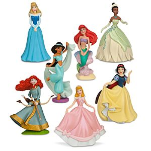 Disney Princess Figure Play Set 1