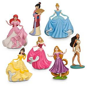 Disney Princess Figure Play Set 2