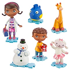 Doc McStuffins Figure Play Set - 1