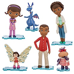 Doc McStuffins Figure Play Set - 2