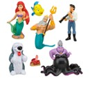 The Little Mermaid Ariel Figure Play Set