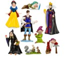 Snow White and the Seven Dwarfs Figure Play Set