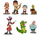 Jake and the Never Land Pirates Figure Play Set