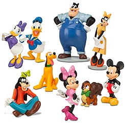 Mickey Mouse Clubhouse Figure Deluxe Play Set